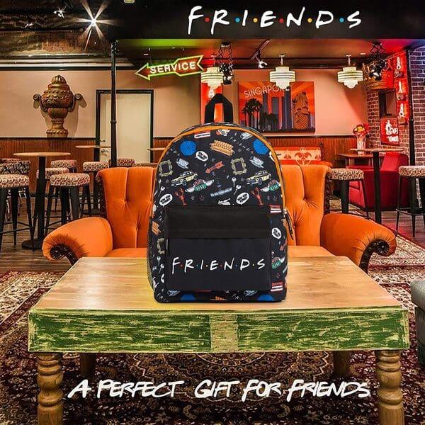 friends mochila